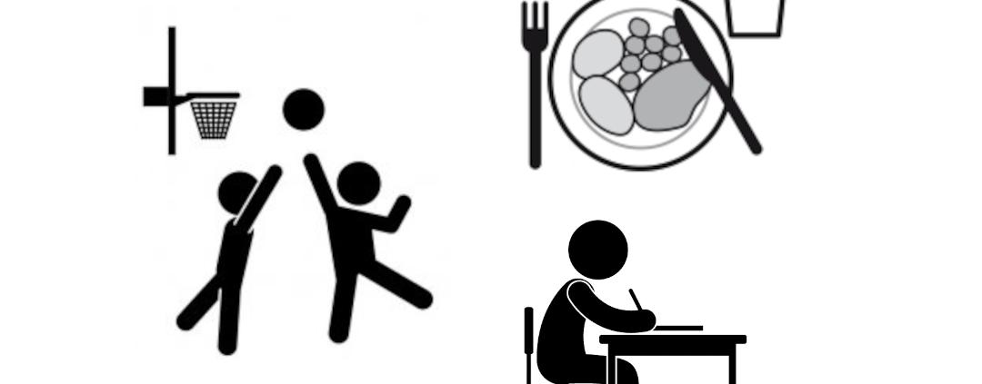 ISBA - das Individuelle Stabilisierende Bildungsangebot mit Freizeitgestaltung, Mittagessen und Hausaufgaben im Eichi